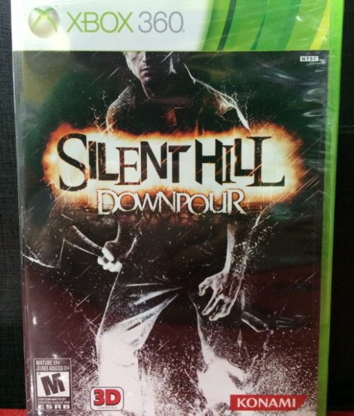 360 Silent Hill DownPour game