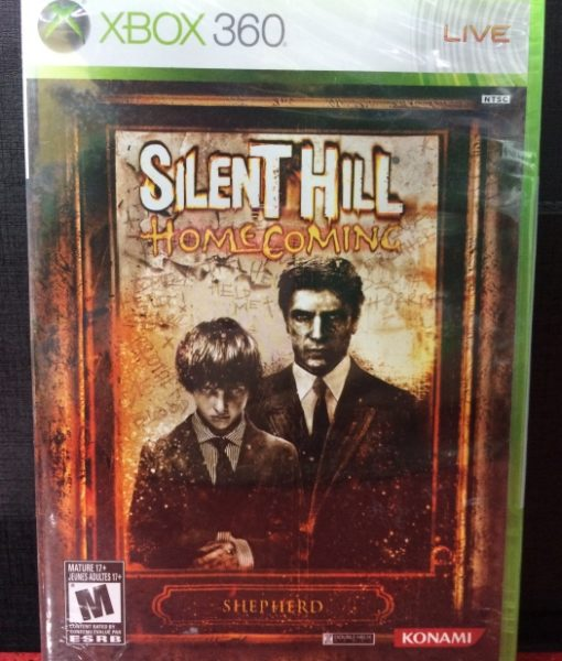 360 Silent Hill HomeComing game
