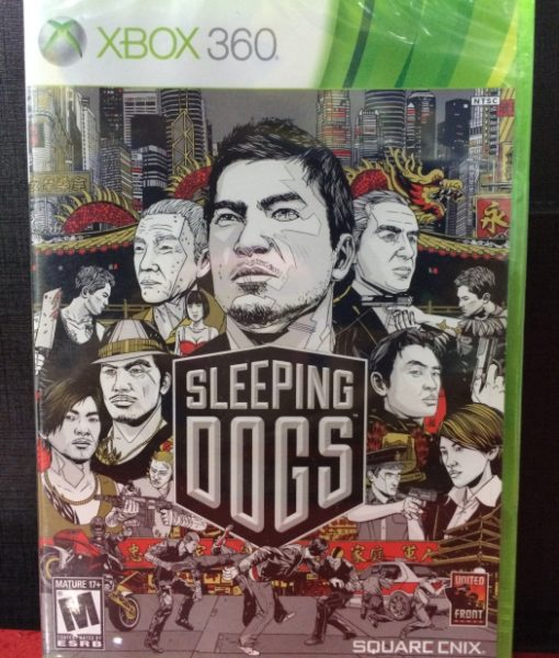 360 Sleeping Dogs game