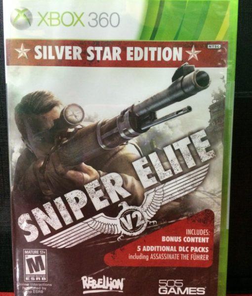 360 Sniper Elite v2 game