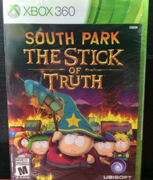 360 South Park The Stick of Truth game