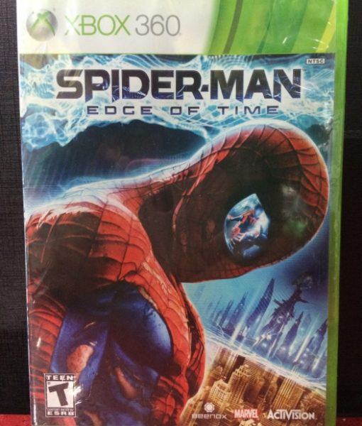 360 Spiderman Edge of Time game