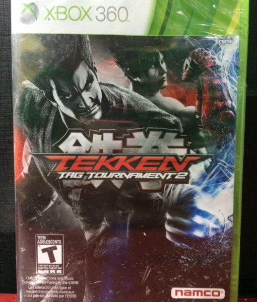 360 Tekken Tag Tournament 2 game