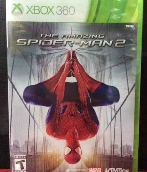 360 The Amazing Spiderman 2 game