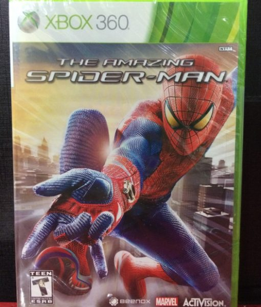360 The Amazing Spiderman game