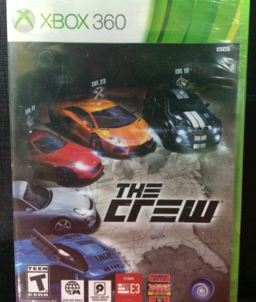 360 The Crew game