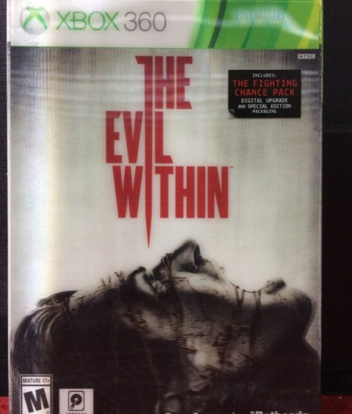 360 The Evil Within game