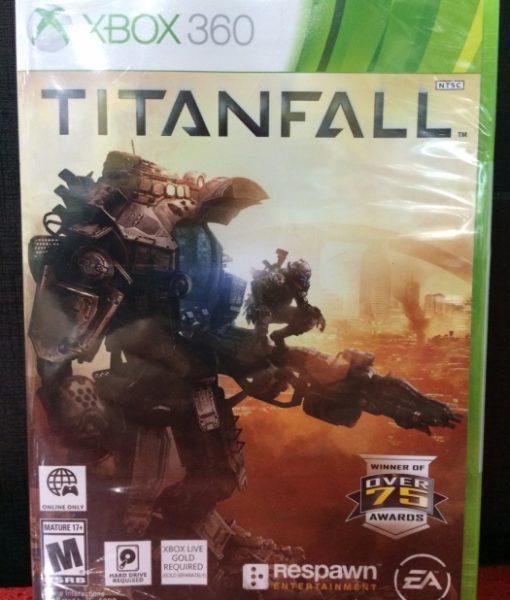 360 TitanFall game