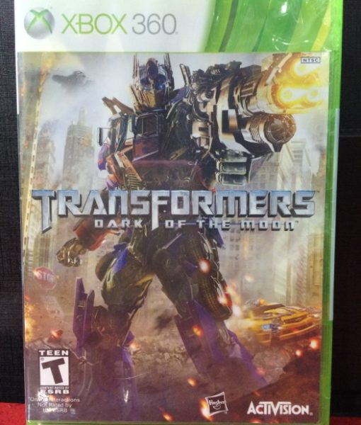 360 Transformers Dark of the Moon game