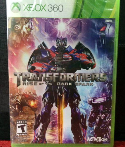 360 Transformers Rise Dark Spark game