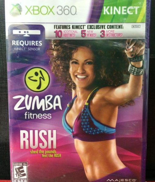 360 Zumba Rush game