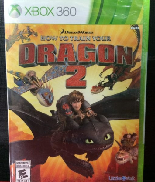 360 how to train your dragon 2 game