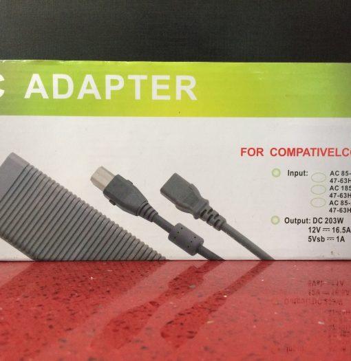 360 AC Adapter Xbox Viejo 203 W ORTZ