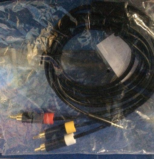 360 Cable AV de 3 puntas para Slim E bolsa