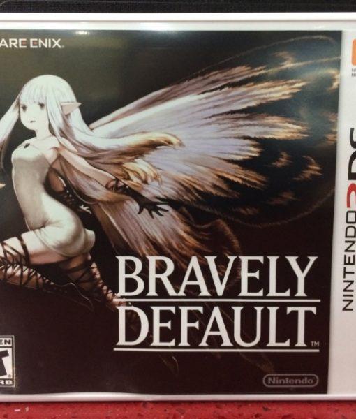 3DS Bravely Default game