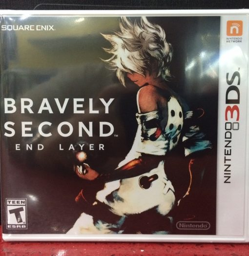 3DS Bravely Second End Layer game
