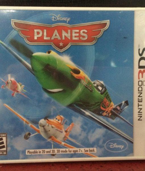 3DS Disney Planes game