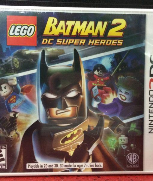 3DS LEGO Batman 2 game