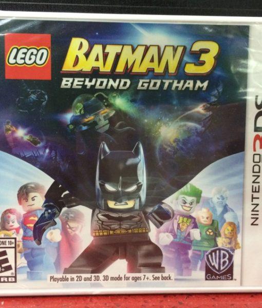 3DS LEGO Batman 3 Beyond Gotham game