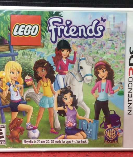 3DS LEGO Friends game