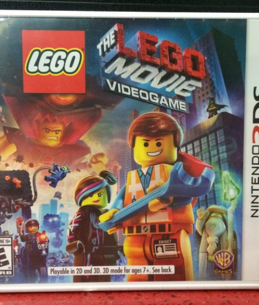 3DS LEGO Movie Video game
