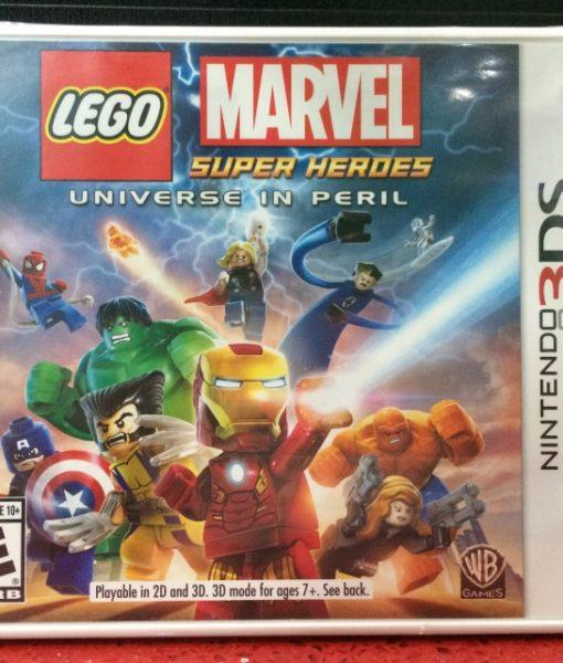 3DS Lego Marvel Super Heroes game