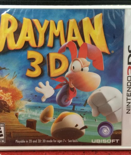 3ds-rayman-3d-game