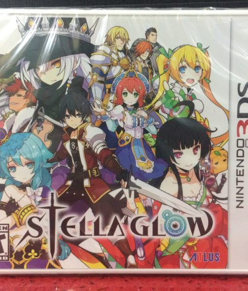3DS Stella Glow Standar game