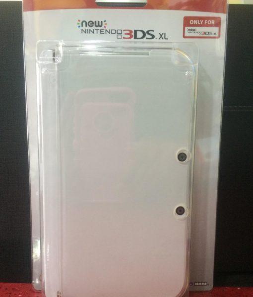 3DS XL NEW item Duraflexi Protector HORI