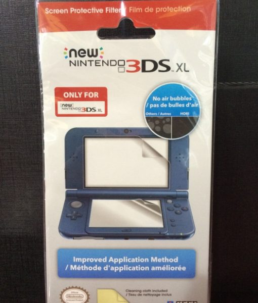 3DS XL NEW Screen Protective Filter Hori