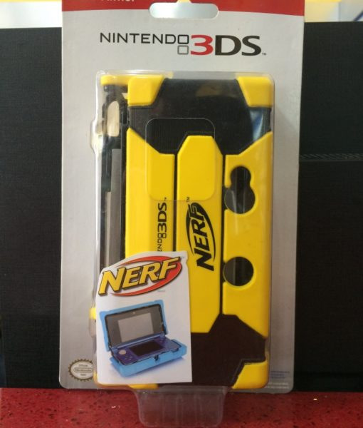 3DS Nerf Armor Yellow PDP