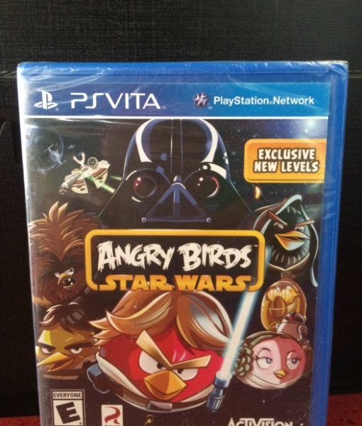 PS Vita Angry Birds Star Wars game