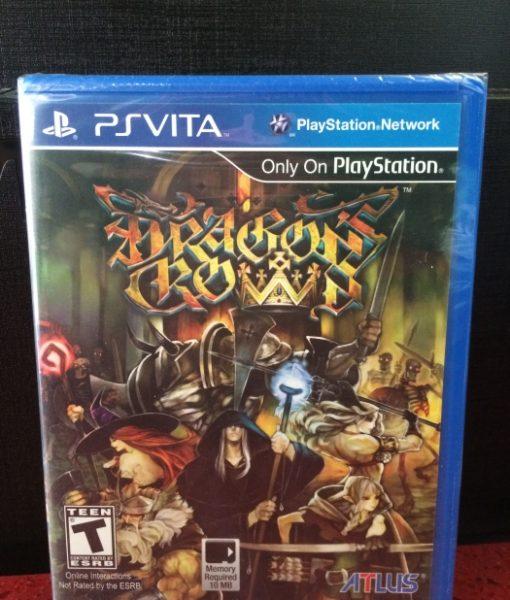 PS Vita Dragons Crown game