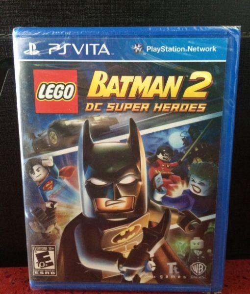 PS Vita LEGO Batman 2 game