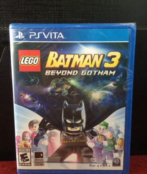 PS Vita LEGO Batman 3 Beyond Gotham game