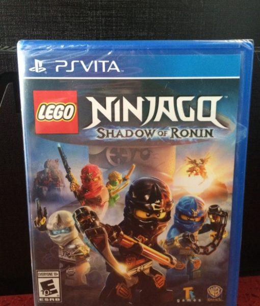 PS Vita LEGO Ninjago Shadow of Ronin game