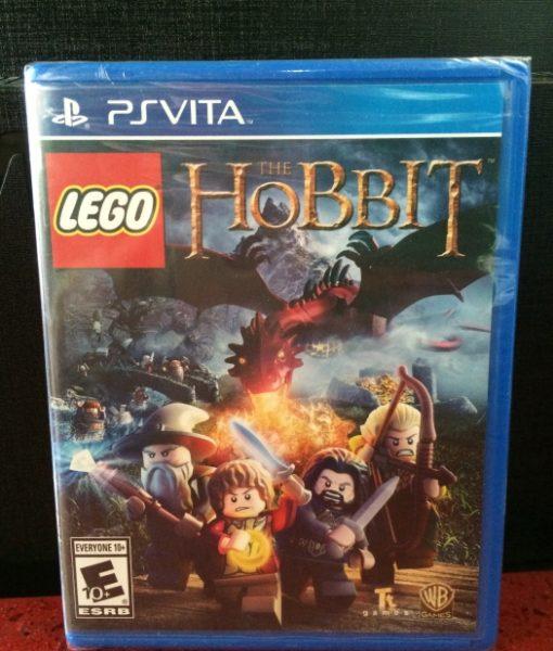 PS Vita LEGO The Hobbit game