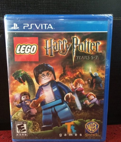 PS Vita Lego Harry Potter 5-7 game