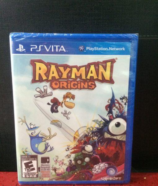 PS Vita Rayman Origins game