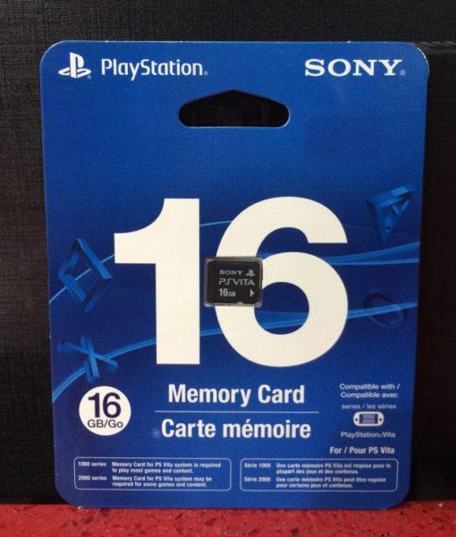 PS Vita 16 gb Memory Card Sony