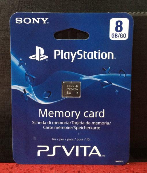 PS Vita 8 gb Memory Card Sony