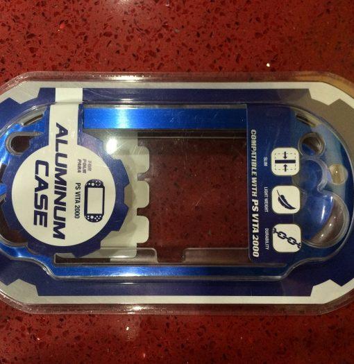 PS Vita Aluminum Case Tomee