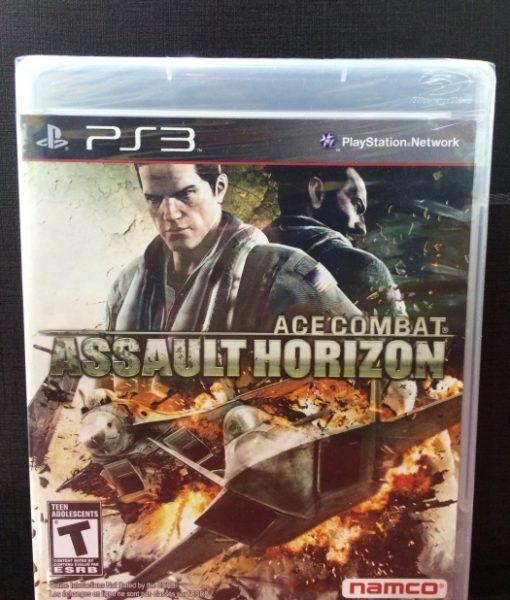 PS3 Ace Combat Assault Horizon game