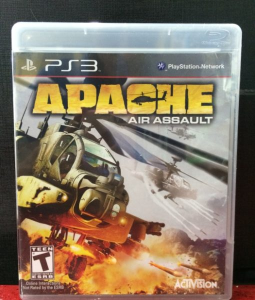 PS3 Apache game