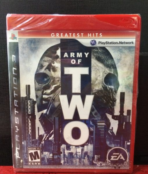 PS3 Army of Two game