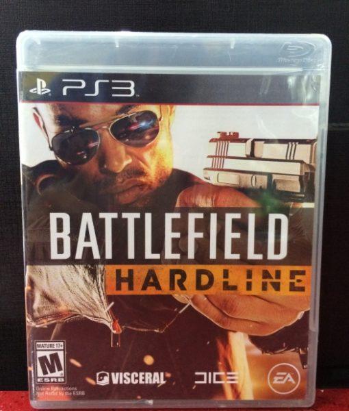 PS3 BattleField Hardline Standar game
