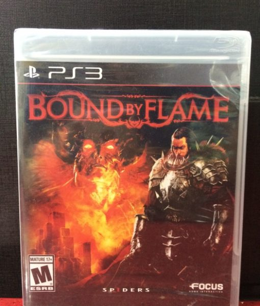 PS3 Bound by Flame game