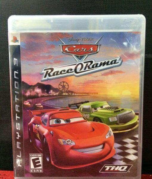 PS3 Cars Raceorama game