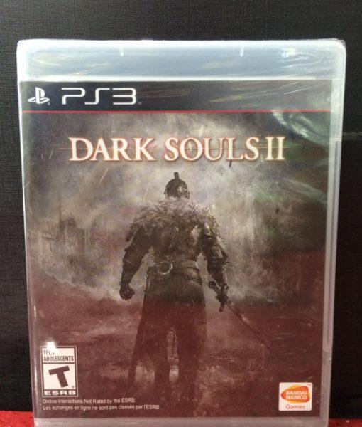 PS3 Dark Souls II game