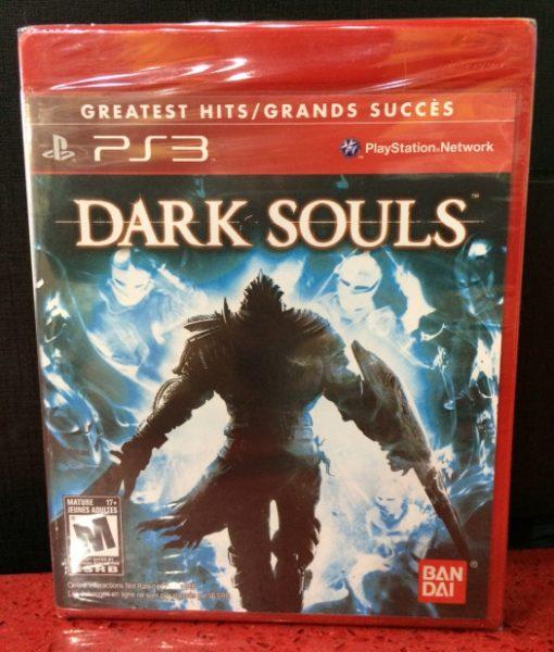 PS3 Dark Souls game